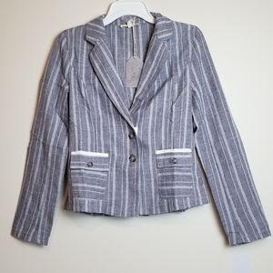 *NWT!* Hem & Thread lightweight blazer jacket